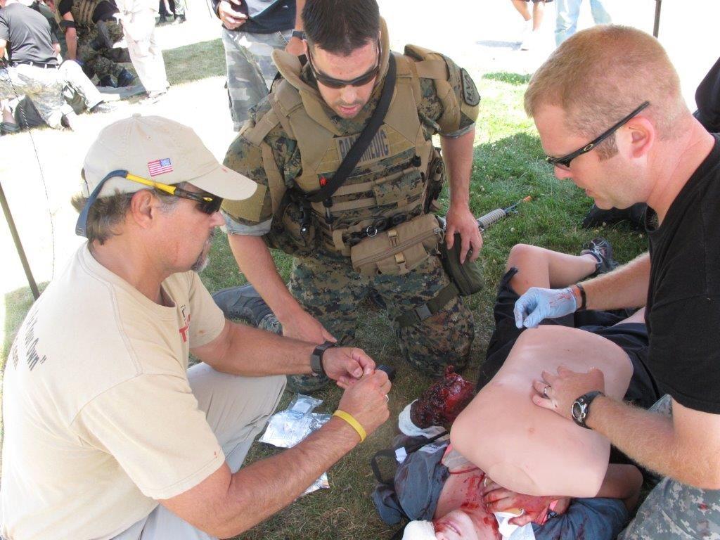 active shooter law enforcement training